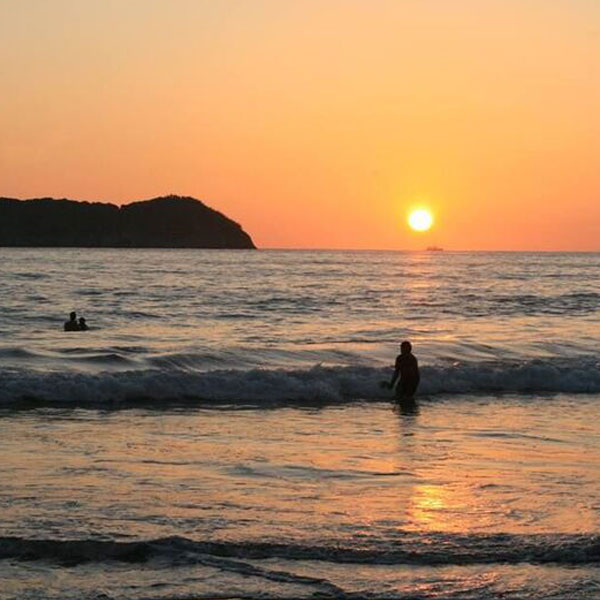 Costa Rican Sunset - A Perfect Ending